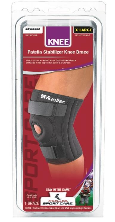 Бандаж-ортез на колено Mueller Patella Stabilizer 2313